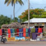 Colorful clothing in Mto wa Mbu