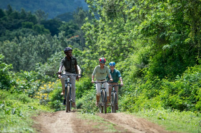 Mountain biking tours in Mto wa Mbu and the Great Rift Valley