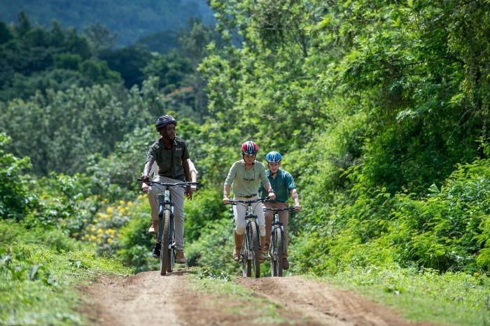 Mountain biking tours in Mto wa Mbu and the Great Rift Valley